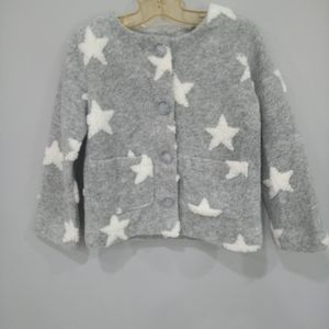 OshKosh star coat size 5